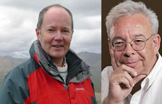 James Thornton and David Ison, Visionaries